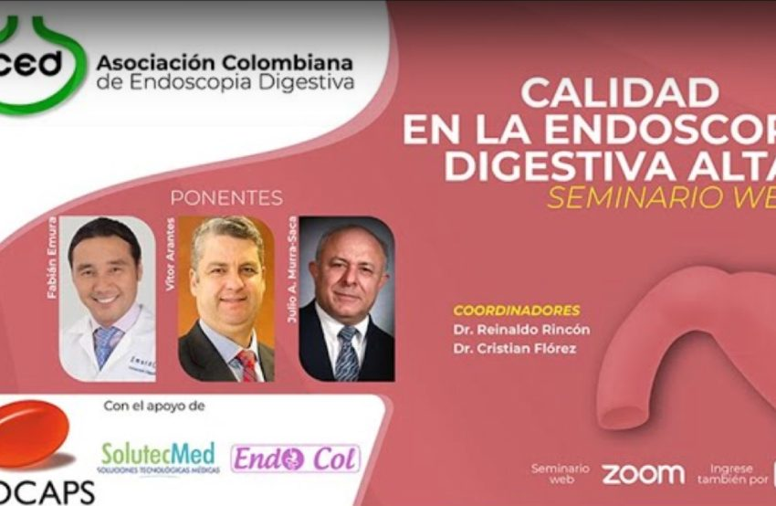 Calidad en endoscopia Digestiva – 10 Julio 2020