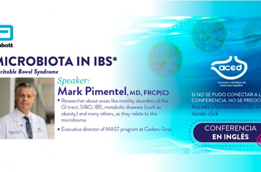 Microbiota en SII MarkPimentel
